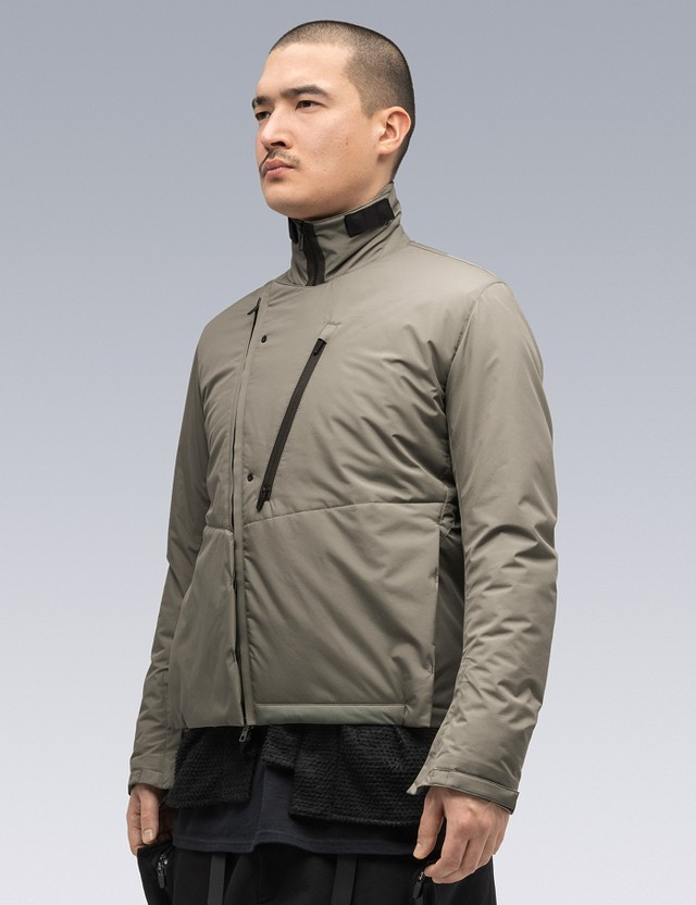 ACRONYM 2L Gore-Tex Infinium Windstopper Rider Jacket Alpha Green Men