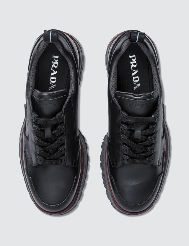 Prada Contrast Sneaker