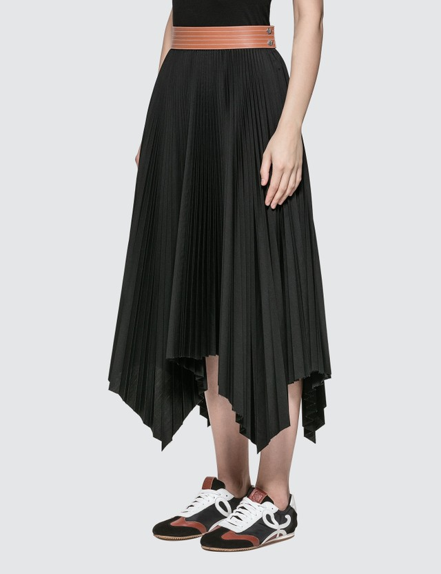Loewe Pleated Skirt