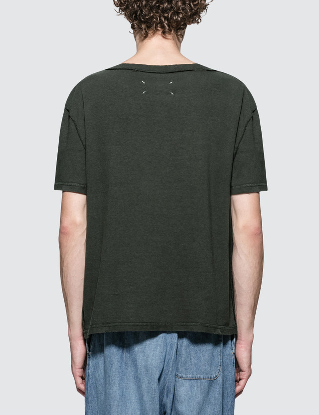 Maison Margiela S/S T-Shirt Grey Men