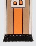 Burberry Logo Cashmere Jacquard Scarf