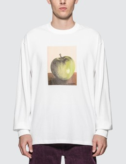 Have A Good Time Apple Long Sleeve T-shirt