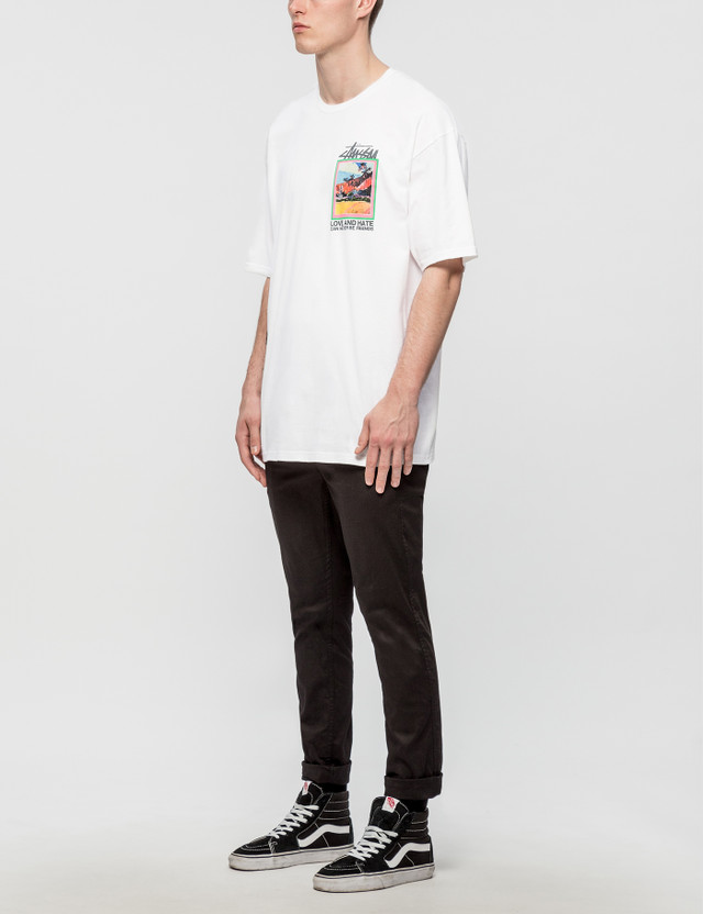 Stussy Love And Hate T-Shirt
