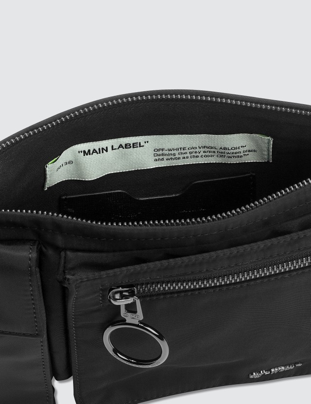 Off-White Pockets Fannypack