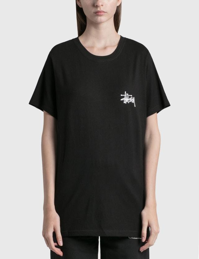 Stussy Basic Stussy T-Shirt Black Women