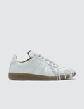 Maison Margiela Lace-up Replica Sneakers Picutre