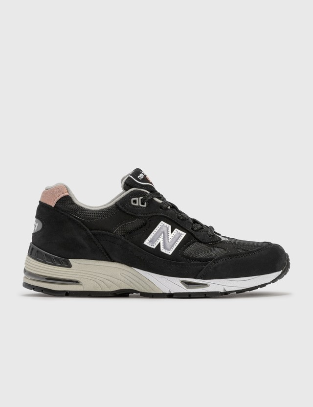 New Balance 991 Black With Pink Women