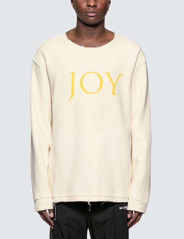 Misbhv Joy Wool L/S T-Shirt