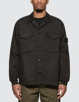 Stone Island Ghost Pieces Overshirt