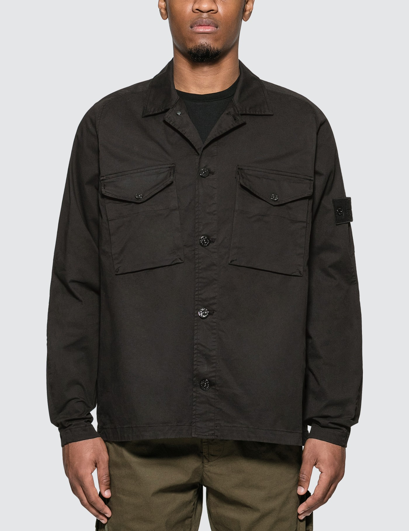 Ghost Pieces Overshirt