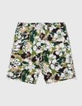 BAPE Bape Hawaiii Floral Camo Shorts Picture