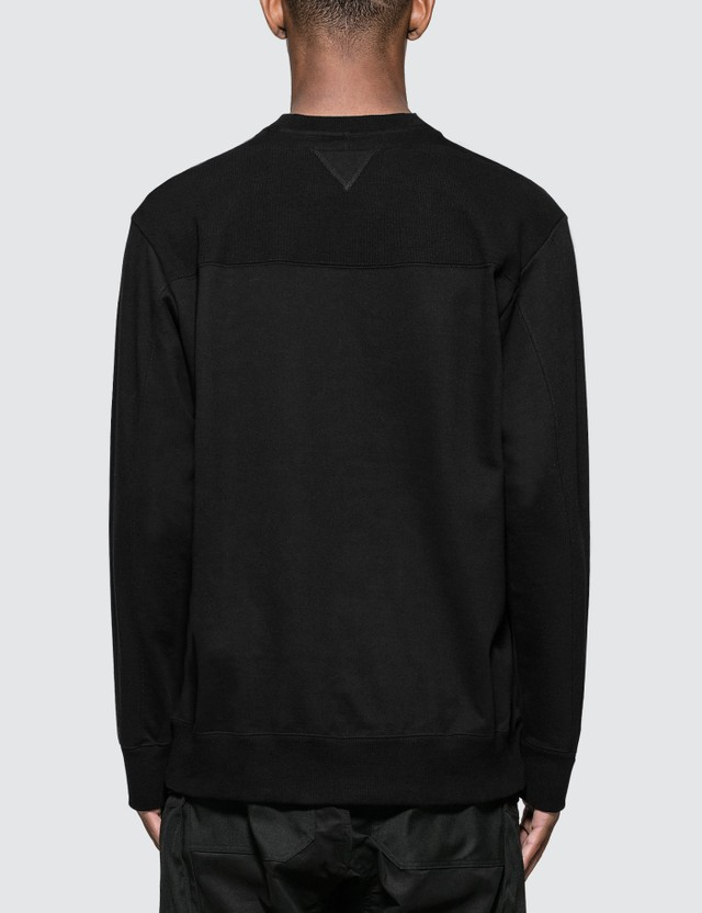 White Mountaineering White Mountaineering Logo Printed Sweatshirt
