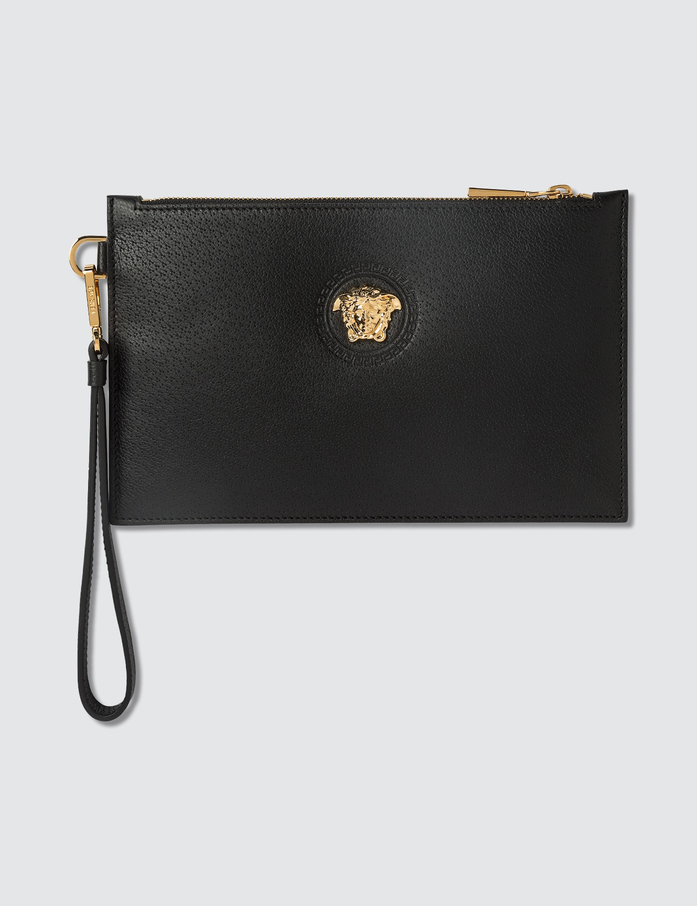 Icon Leather Pouch