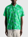 ERL Floral Printed Short Sleeve Shirt Picture