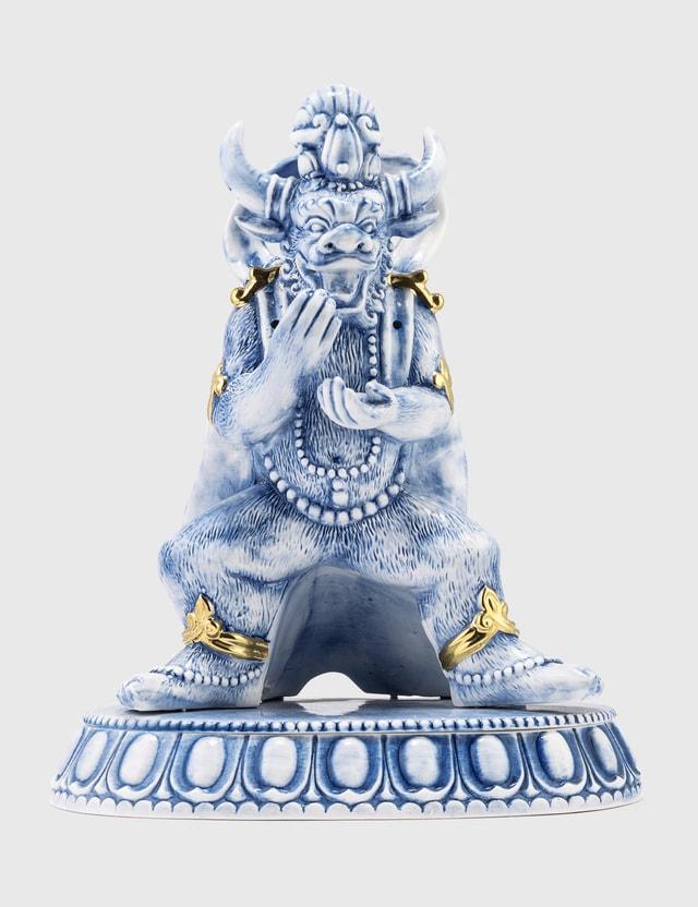 Yeenjoy Studio Yamaraja God Incense Chamber Blue Life