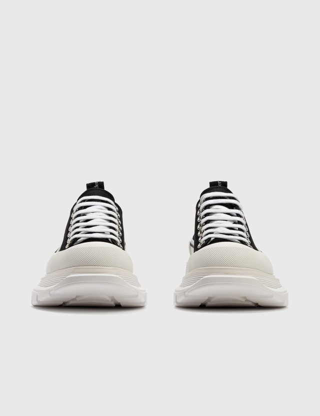 Alexander McQueen Tread Slick Lace Up Sneaker