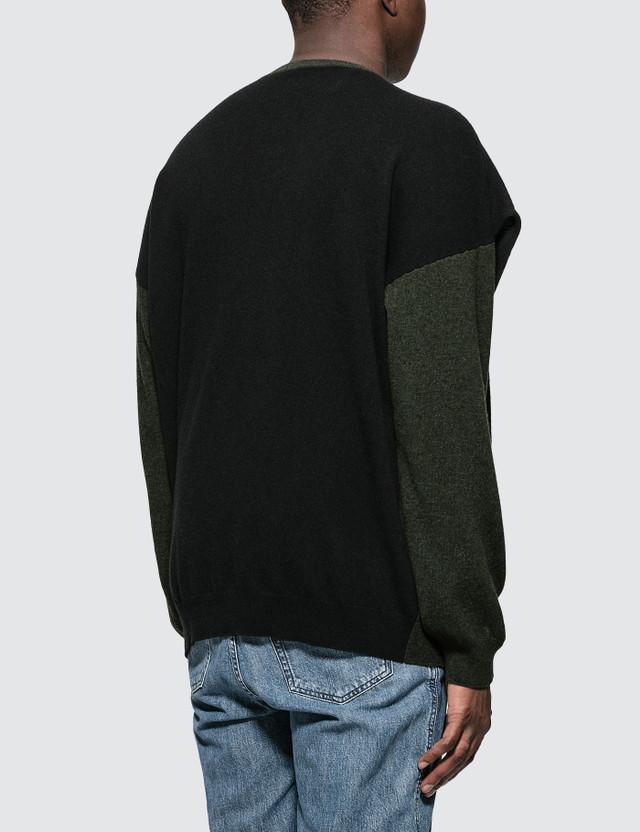 Loewe Shoulder Sleeve Sweater