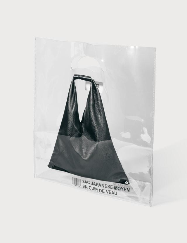 MM6 Maison Margiela Transparent Tote Bag
