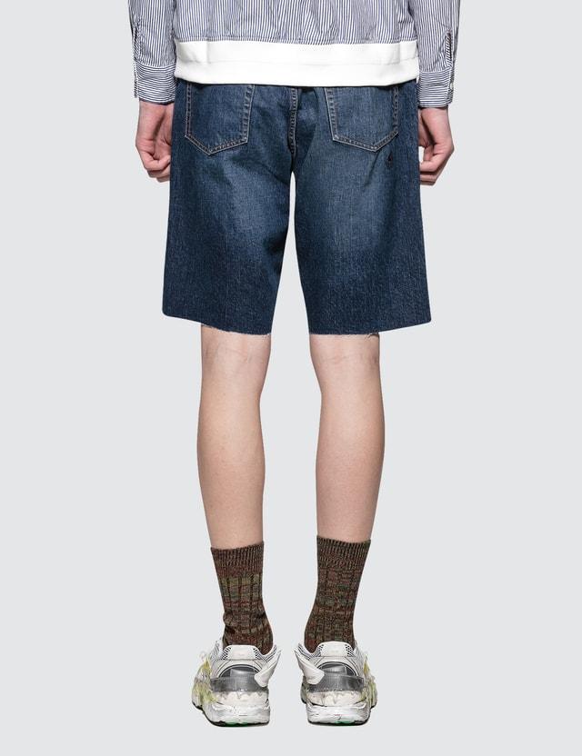 Sacai Denim Shorts