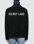 Helmut Lang Logo Zip Blouson Picutre