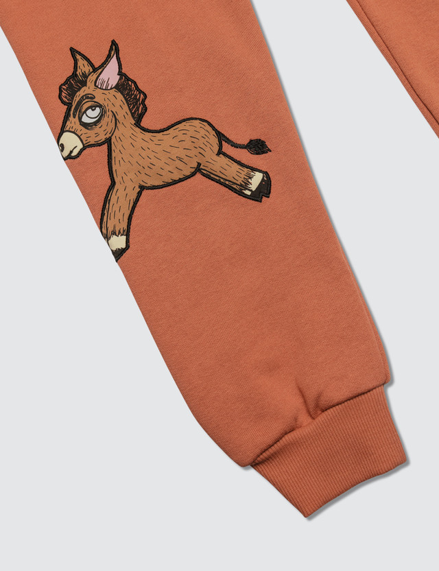 Mini Rodini Donkey Cactus Sweatpants