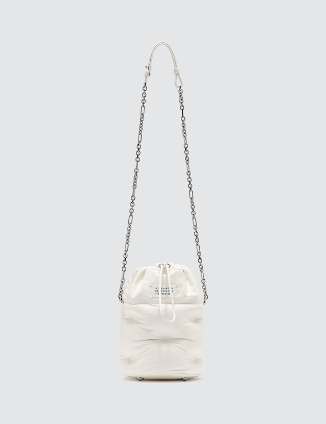 Maison Margiela Glam Slam Mini Bucket Bag