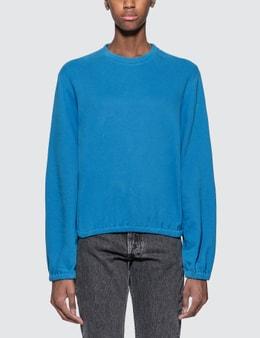 Helmut Lang Vintage Terry Sweatshirt
