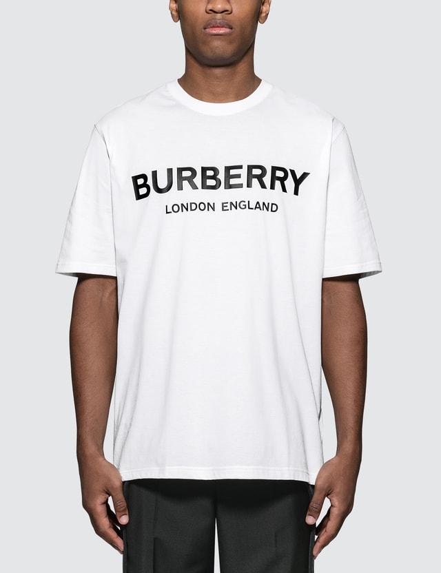 Burberry Burberry Logo Print S/S T-Shirt