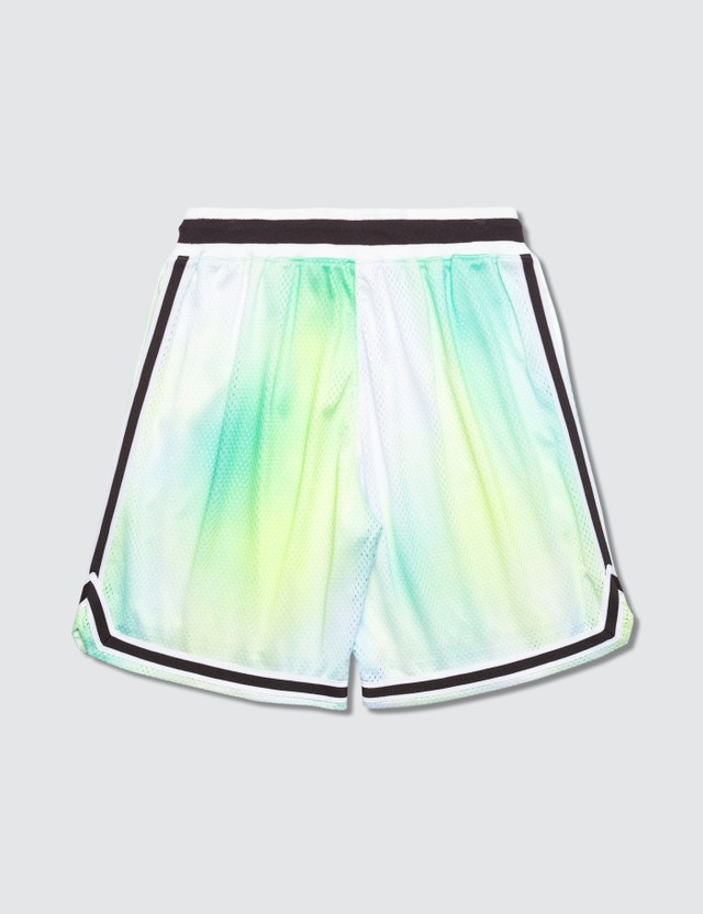 John Elliott Tie Dye Basketball Shorts