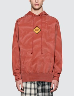 Liam Hodges Badge Hoody