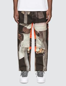 Perks and Mini Printed X-Perience Reno Cino Pants