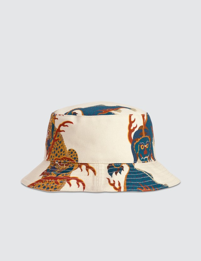 Kirin Haetae Denim Bucket Hat