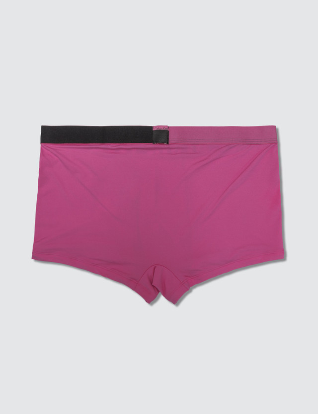 Calvin Klein Underwear CK ID Graphic Mic Low Rise Trunk