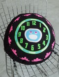Icecream ICECREAM Crusher Pillow Black Unisex
