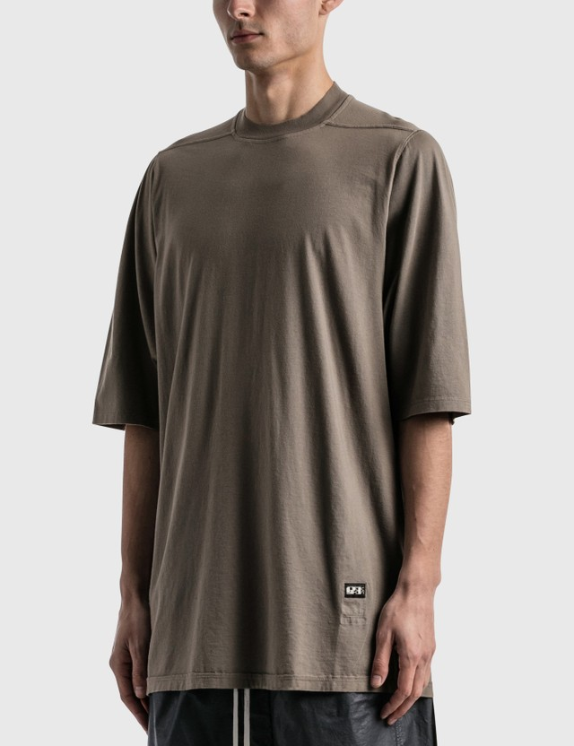 Rick Owens Drkshdw Jumbo T-shirt Dust Men