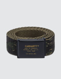Carhartt Work In Progress Military Print Belt Picture