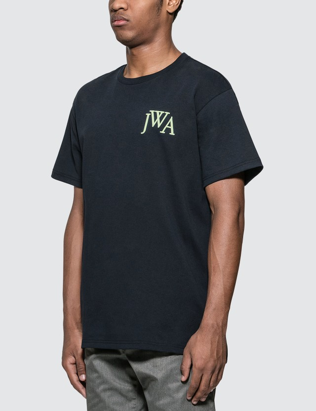 JW Anderson Embroideried Logo T-shirt