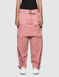 JW Anderson Fold Front Utility Trousers Picutre