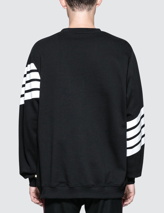 1bf9b62791 GCDS - Stripes Sweatshirt | HBX
