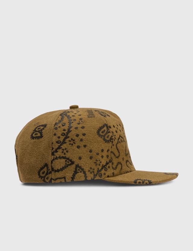 Rhude Rhepurposed Hat Tan Men