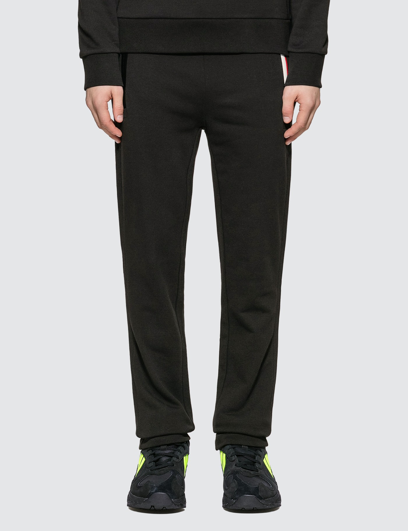 Zip Detail Sweatpants