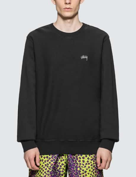 42a1306e5638 Stussy · Embroidered Logo Sweatshirt