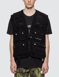 MKI Miyuki Zoku Cord Pocket Vest Picutre