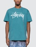 Stussy Stock Pigment Dyed T-shirt Picture