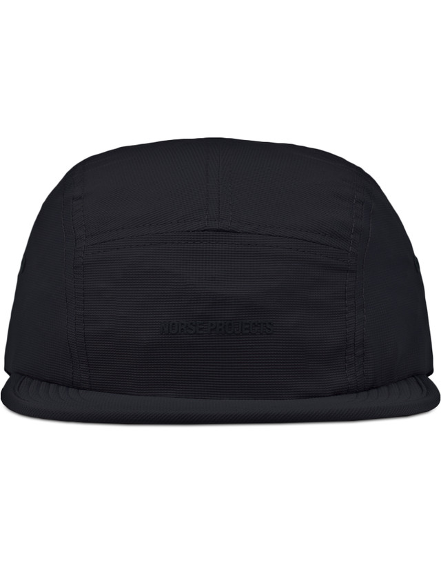 cfbf1e79112990 Norse Projects - Foldable Light Ripstop 5 Panel Cap | HBX