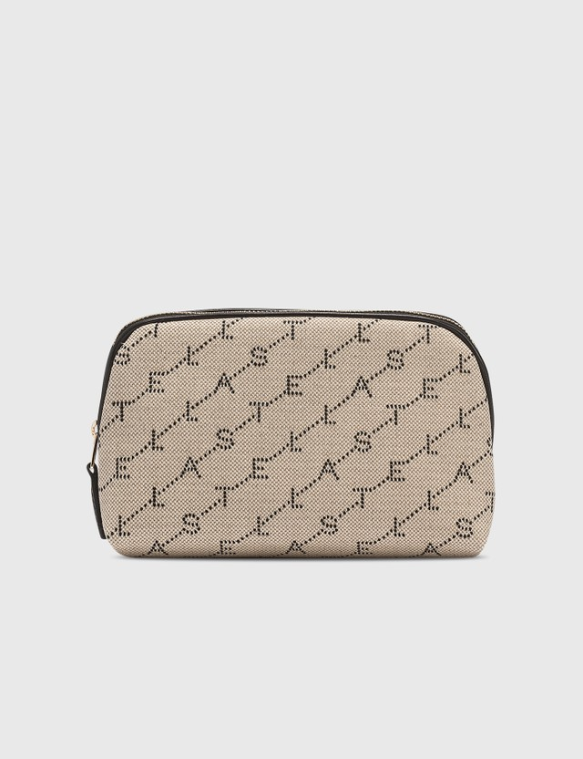 Stella McCartney Monogram Cosmetic Case