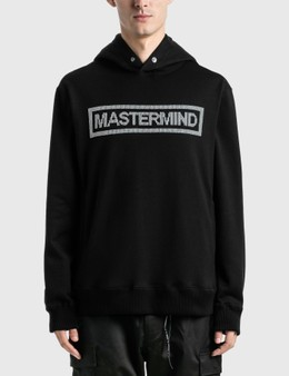 Mastermind World Beaded Embroidery Hoodie
