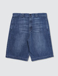 Lanvin Short Chino Straight