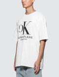 CALVIN KLEIN JEANS EST.1978 Modernist OK Logo S/S T-Shirt