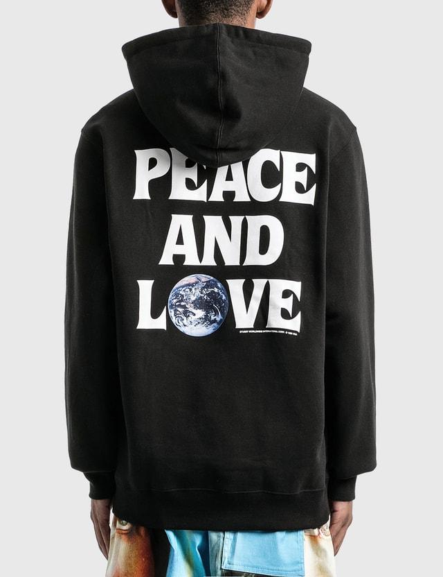 Stussy Peace & Love Hoodie